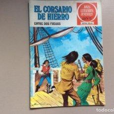 Tebeos: EL CORSARIO DE HIERRO SERIE ROJA NÚMERO 30. Lote 271395163