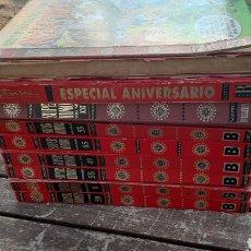 Tebeos: SUPER HUMOR BRUGUERA LOTE DE NUEVE COMICS. Lote 271411588