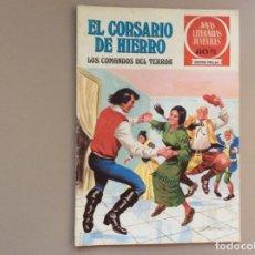 Tebeos: EL CORSARIO DE HIERRO SERIE ROJA NÚMERO 31. Lote 271524878