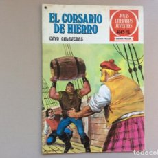 Tebeos: EL CORSARIO DE HIERRO SERIE ROJA NÚMERO 33. Lote 271550523