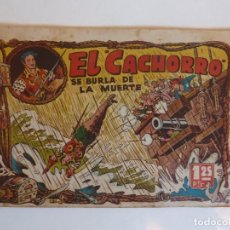 Tebeos: EL CACHORRO Nº 2 BRUGUERA ORIGINAL. Lote 271575048