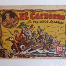 Tebeos: EL CACHORRO Nº 12 BRUGUERA ORIGINAL. Lote 271575643