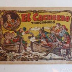Tebeos: EL CACHORRO Nº 35 BRUGUERA ORIGINAL. Lote 271576943