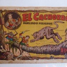 Tebeos: EL CACHORRO Nº 39 BRUGUERA ORIGINAL. Lote 271577953