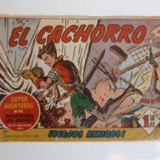 Tebeos: CACHORRO Nº 170 BRUGUERA ORIGINAL. Lote 271578848