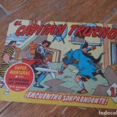 Tebeos: EL CAPITAN TRUENO Nº 210 EDITORIAL BRUGUERA ORIGINAL. Lote 271597773