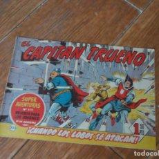Tebeos: EL CAPITAN TRUENO Nº 233 EDITORIAL BRUGUERA ORIGINAL. Lote 271598178