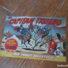 Tebeos: EL CAPITAN TRUENO Nº 235 EDITORIAL BRUGUERA ORIGINAL. Lote 271598668