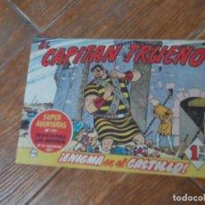 Tebeos: EL CAPITAN TRUENO Nº 256 EDITORIAL BRUGUERA ORIGINAL. Lote 271598908