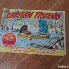 Tebeos: EL CAPITAN TRUENO Nº 265 EDITORIAL BRUGUERA ORIGINAL. Lote 271599063