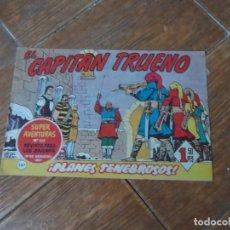 Tebeos: EL CAPITAN TRUENO Nº 267 ORIGINAL EDITORIAL BRUGUERA. Lote 271599698