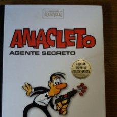 Tebeos: ANACLETO AGENTE SECRETO (EDICION ESPECIAL). Lote 271604798