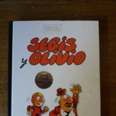 Tebeos: SEGIS Y OLIVIO (EDICION ESPECIAL). Lote 271614898