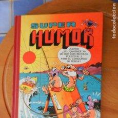 Tebeos: SUPER HUMOR Nº 57 - MORTADELO Y FILEMÓN - ROMPETECHOS - EDICIONES B 3ª ED. 1991.. Lote 271815598