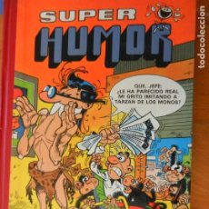 Tebeos: SUPER HUMOR Nº 65 - MORTADELO Y FILEMÓN - EL BOTONES SACARINO - EDICIONES B 1ª ED. 1991.. Lote 271816008