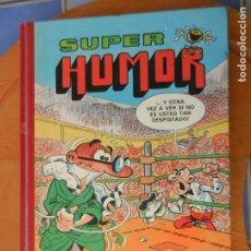 Tebeos: SUPER HUMOR Nº 20 - MORTADELO Y FILEMÓN - ROMPETECHOS - EDICIONES B 1ª ED. 1991.. Lote 271819083