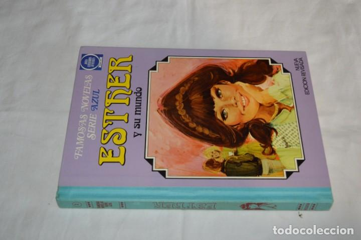 ESTHER Y SU MUNDO / FAMOSAS NOVELAS, SERIE AZUL - BUEN ESTADO / AÑOS 80 - EJEMPLAR NÚMERO 2 - ¡MIRA! (Tebeos y Comics - Bruguera - Esther)