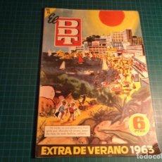 BDs: DDT. EXTRA DE VERANO 1963. BRUGUERA. (M-2). Lote 272063283