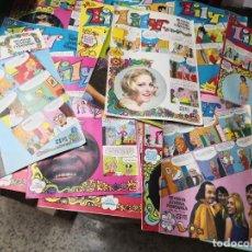 Tebeos: DE LA EDITORIAL BRUGUERA LOTE 15 REVISTA JUVENIL FEMENINA CÓMIC, TEBEOS DE LILY .AÑOS 70-80. Lote 272177143