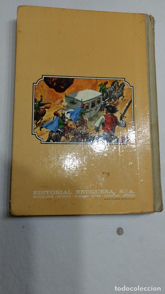 Tebeos: EL CORSARIO DE HIERRO TOMO II - SERIE ROJA - FAMOSAS NOVELAS 1ª ED. 1978 DIFÍCIL - Foto 3 - 272200138