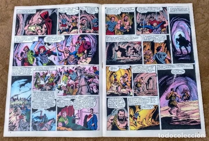 Tebeos: JABATO COLOR nº 11, 12, 13, 14, 16, 18, 25 y 35 (Bruguera 1ª epoca 1970) 8 tebeos. - Foto 12 - 243142735