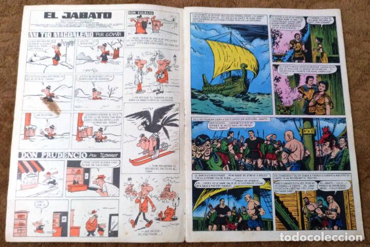 Tebeos: JABATO COLOR nº 11, 12, 13, 14, 16, 18, 25 y 35 (Bruguera 1ª epoca 1970) 8 tebeos. - Foto 21 - 243142735