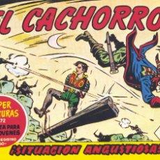 BDs: EL CACHORRO 182. EDICIÓN FACSÍMIL DE IRANZO. Lote 273350298