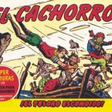 BDs: EL CACHORRO 183. EDICIÓN FACSÍMIL DE IRANZO. Lote 273350848