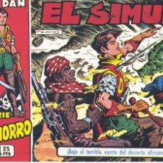 Tebeos: EL CACHORRO 139. EDICIÓN FACSÍMIL DE IRANZO. Lote 273417663