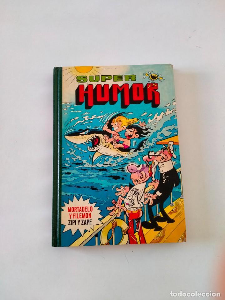 SUPER HUMOR VOLUMEN XIII EDITORIAL BRUGUERA AÑO 1984 4 EDICIÓN (Tebeos y Comics - Bruguera - Super Humor)