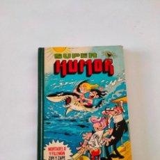 Tebeos: SUPER HUMOR VOLUMEN XIII EDITORIAL BRUGUERA AÑO 1984 4 EDICIÓN. Lote 273497368
