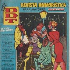 BDs: EL D.D.T.:NUMERO 351 , EDITORIAL BRUGUERA. Lote 273629908