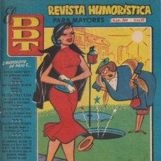 BDs: EL D.D.T.:NUMERO 350 , EDITORIAL BRUGUERA. Lote 273630243