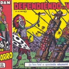 BDs: EL CACHORRO 149. EDICIÓN FACSÍMIL DE IRANZO. Lote 273995543