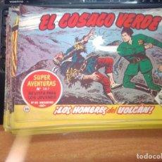 Tebeos: EL COSACO VERDE SUPER AVENTURAS Nº 36 AÑO 1960 ORIGINAL PRECIO RECORTADO VER FOTO. Lote 274239073