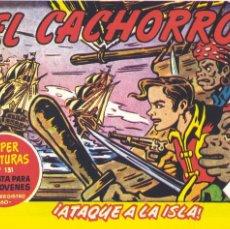 Tebeos: EL CACHORRO 194. EDICIÓN FACSÍMIL DE IRANZO. Lote 274346923