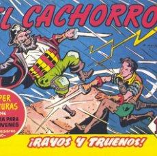 Tebeos: EL CACHORRO 197. EDICIÓN FACSÍMIL DE IRANZO. Lote 274347438