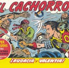BDs: EL CACHORRO 201. EDICIÓN FACSÍMIL DE IRANZO. Lote 274347928