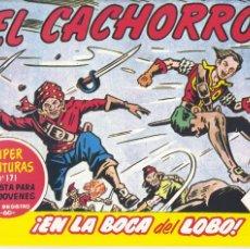 BDs: EL CACHORRO 202. EDICIÓN FACSÍMIL DE IRANZO. Lote 274348548