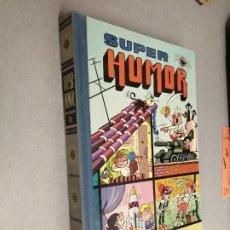 BDs: SÚPER HUMOR Nº II / BRUGUERA 2ª EDICIÓN 1977. Lote 274393933