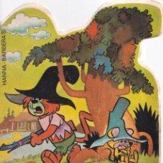Tebeos: EL RATÓN MUSH Y EL CALABAZA - TROQUELADOS TELE COLOR BRUGUERA 1971. Lote 274555963