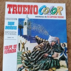 Tebeos: TRUENO COLOR Nº 26 (BRUGUERA 1ª EPOCA 1969) GOLPE DE AUDACIA.. Lote 274560563