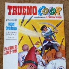 Tebeos: TRUENO COLOR Nº 8 (BRUGUERA 1ª EPOCA 1969) EN TIERRAS DEL LANKA-LAMA.. Lote 274565058
