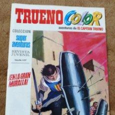 Tebeos: TRUENO COLOR Nº 5 (BRUGUERA 1ª EPOCA 1969) EN LA GRAN MURALLA.. Lote 274565643