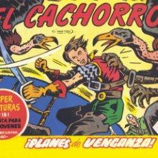 BDs: EL CACHORRO 204. EDICIÓN FACSÍMIL DE IRANZO. Lote 274622743