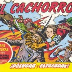 Tebeos: EL CACHORRO 207. EDICIÓN FACSÍMIL DE IRANZO. Lote 274623833
