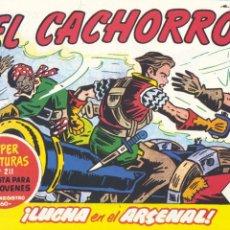 Tebeos: EL CACHORRO 208. EDICIÓN FACSÍMIL DE IRANZO. Lote 274805458