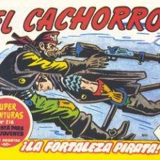 BDs: EL CACHORRO 209. EDICIÓN FACSÍMIL DE IRANZO. Lote 274805753