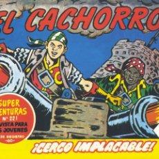 BDs: EL CACHORRO 210. EDICIÓN FACSÍMIL DE IRANZO. Lote 274806098