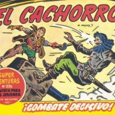 BDs: EL CACHORRO 211. EDICIÓN FACSÍMIL DE IRANZO. Lote 274806388